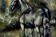 Selling: Original Horse Painting