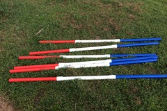 Selling: Pole Bending Set