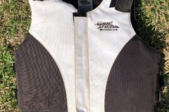 Selling: RIDE RIGHT Bull Riding Vest SIZE MEDIUM