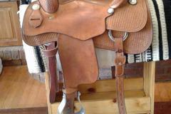 "Selling: Martin Reining Saddle 16"""