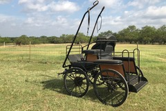 Selling: One or Two Horse Marathon Carriage