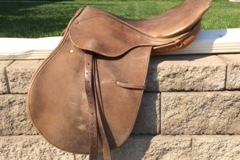 Selling: English All Purpose Saddle-Prix Saute, De L'elite
