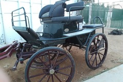 Selling: Kuhnle Carriage Single Pair Marathon Vehicle