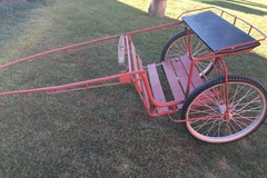 Selling: Pony cart