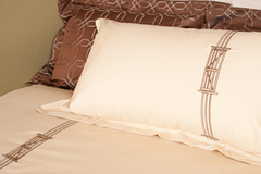 "Selling: Ludington King Pillow Shams 36""w x 20""h"