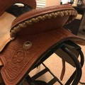 "Selling: Corriente Barrel Saddle 14.5"""