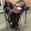 "Selling: Western Trail Saddle 16"""