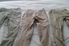 Selling: Schooling Breeches and Riding Tights