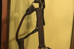 Selling: Leather Horse Halter