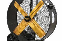 Selling: Drum Barrel Fan 36 Inch 2 Speed Industrial 10,200 CFM