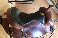 Selling: Cashel Martin Trail Saddle 16""