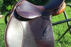 "Selling: Stubben Roxane VSS Saddle 17"""