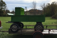 Selling: 1 or 2 horse wagon