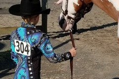 Selling: Bling in The Ring Show Coat