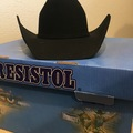 Selling: Resistol Black Show Hat Size 7 1/8