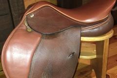 "Selling: Dover Circuit Pony Saddle Like New 14"""