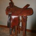 "Selling: Martin Barrel Saddle 15"""