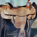 """Selling: Circle Y Saddle and Accessories 17"""""""
