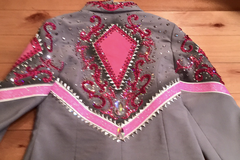 Selling: Girls Youth Horsemanship 7-12 Years All Day Outfit