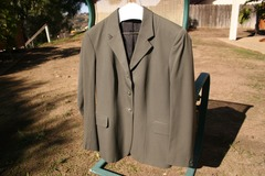 Selling: English Hunter/Jumper show Jacket Girl's Size 16R