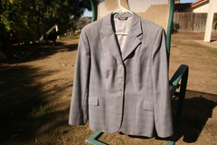 Selling: English Hunter/Jumper Show Jacket Girl's Size 18R