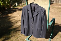 Selling: English Hunter/Jumper Show Jacket Girl's Size 14R