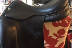 Selling: Amerigo Vega Saddle 18""