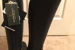 Selling: New Ladies  Mountain Horse Field Boots Zipper Size 12 long