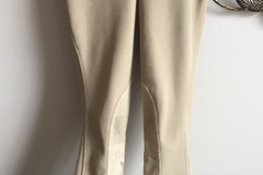 Selling: Tuffrider Breeches youth size 12