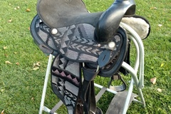 "Selling: Abetta Synthetic Saddle 16"""