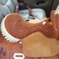 Selling: Brand New Billy Cook Barrel Saddle 15""