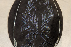Selling: Samshield Premium Helmet Swarovski Flower M 6 7/8  - 7 1/4