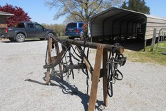 Selling: Harness, Tug, 2 Horse, 1200 lb