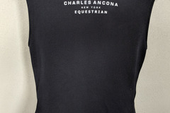 Selling: Charles Ancona New York Equestrian Vest - Black - XS