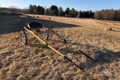 Selling: Houghton jog cart