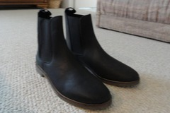 Selling: New Horze Unisex Paddock Boots Size 44 Ladies 11 Mens 9-9.5
