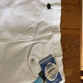 Selling: Two Pairs of New Mens Ovation Breeches in White 34R and 36L