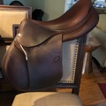 Selling: Devocoux  Saddle 18""