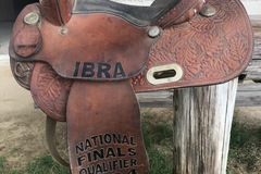 Selling: Pro Rider Barrel Saddle 14.5""