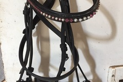 Selling: Dressage Bridle With Reins