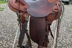 """Selling: McCall Northwest Wade Saddle 15"""""""