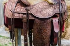 """Selling: Dale Harwood Saddle 15"""""""