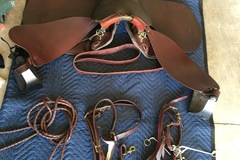 Selling: Tucker Saddle and Tack