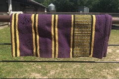 Selling: Wool Saddle Blanket