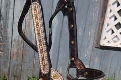 Selling: Gorgeous Harris Full size Show Halter