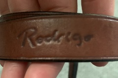 Selling: Rodrigo Pessoa English Horse Bridle