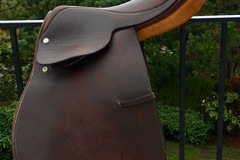"Selling: Campbell 15"" Close Contact Saddle"