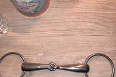 Selling: Loose Ring Snaffle Bit 5 1/2""
