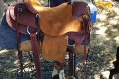 Selling: Wade Saddle 16""