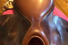 """Selling: Pessoa Sable Saddle 16"""""""